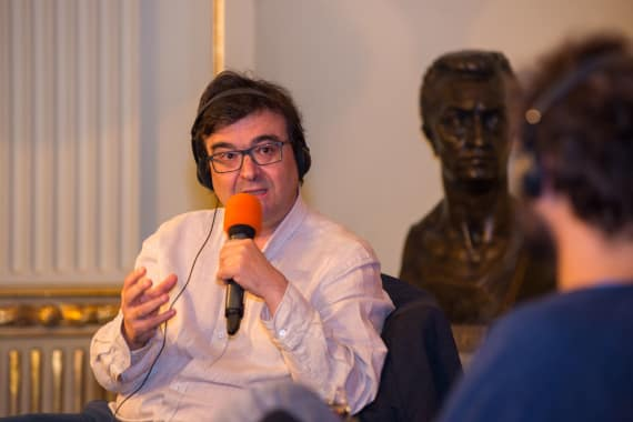 Javier Cercas gostovao u HNK 3