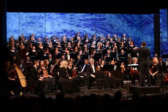 Održan Božićni koncert 14