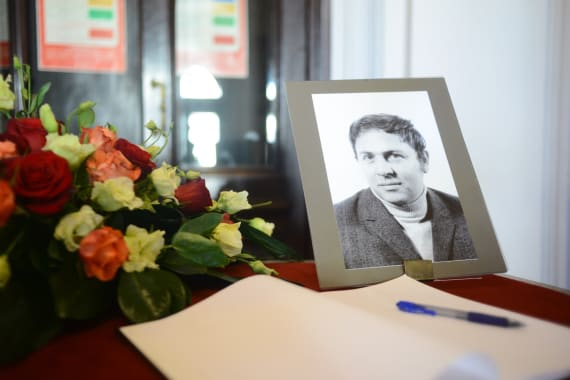 In memoriam Stojan Stojanov 1