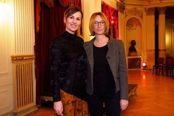 Alenka Zupančič  gostovala u HNK 5
