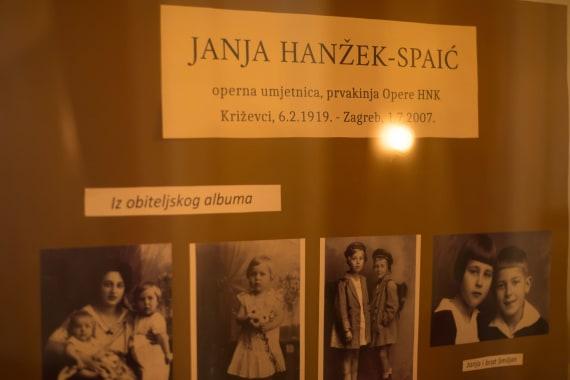 Stota obljetnica rođenja Janje Hanžek-Spaić 11