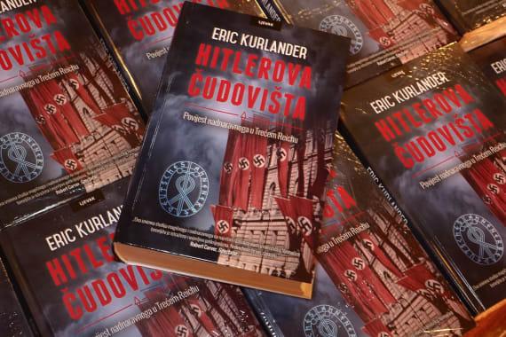 Američki povjesničar Eric Kurlander gostovao u HNK u Zagrebu 4