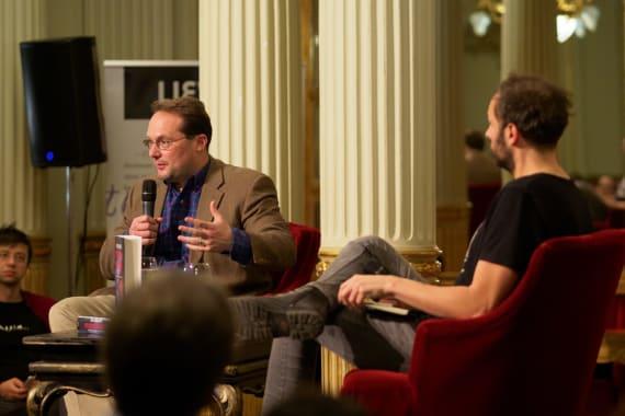 Američki povjesničar Eric Kurlander gostovao u HNK u Zagrebu 1