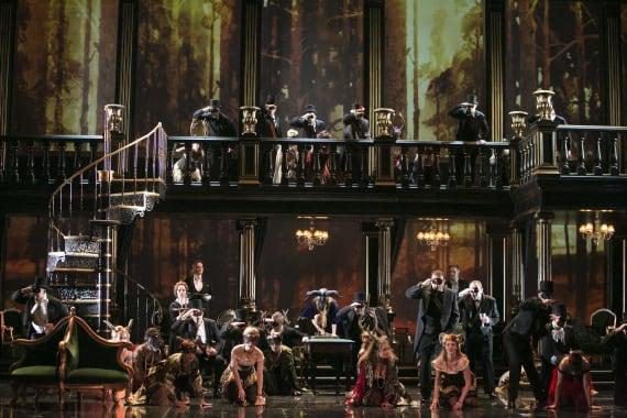 Spektakularna gostovanja Drame i Opere u istoj večeri 1