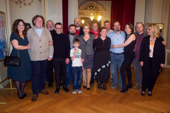 Stajaće ovacije nakon izvedbe opere <em>Nikola Šubić Zrinjski</em> 16
