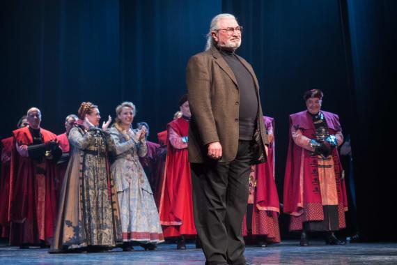 Stajaće ovacije nakon izvedbe opere <em>Nikola Šubić Zrinjski</em> 14