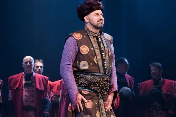 Stajaće ovacije nakon izvedbe opere <em>Nikola Šubić Zrinjski</em> 10