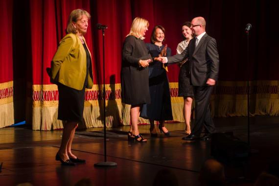 Predstavom <em>Taras</em> počeo je 13. međunarodni festival Sanktpeterburške kazališne sezone 1