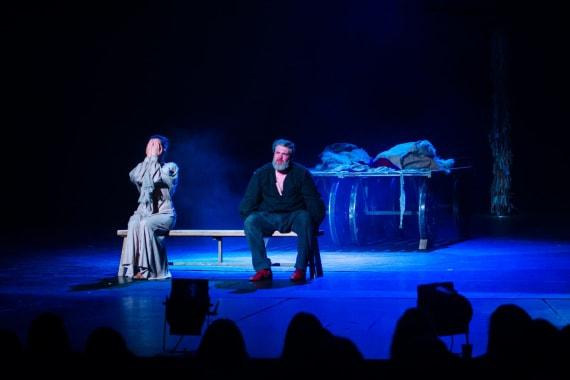 Predstavom <em>Taras</em> počeo je 13. međunarodni festival Sanktpeterburške kazališne sezone 2