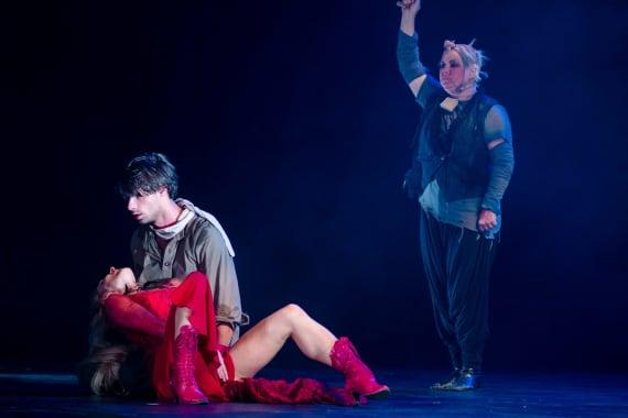 Predstavom <em>Taras</em> počeo je 13. međunarodni festival Sanktpeterburške kazališne sezone 5