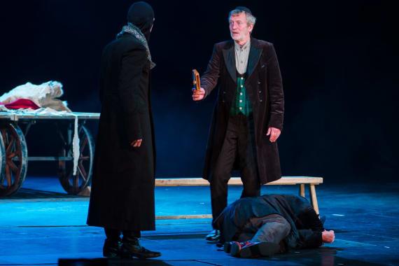 Predstavom <em>Taras</em> počeo je 13. međunarodni festival Sanktpeterburške kazališne sezone 6