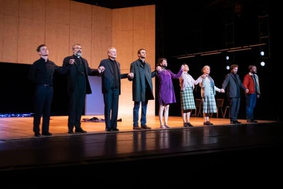 Predstavom <em>Lomeći valove</em> počeo je 17. Festival svjetskog kazališta 7