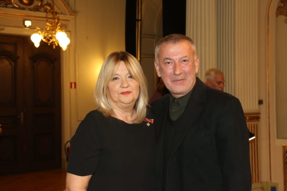 <em>Red zvijezde Italije</em> uručen intendantici Dubravki Vrgoč 5