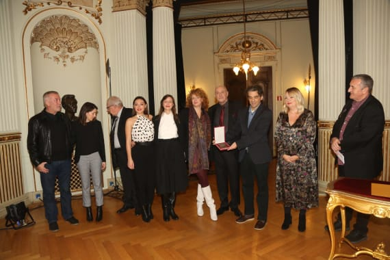 Autorski projekt <em>Tri sestre</em> dobitnik nagrade <em>Tito Strozzi</em> 3