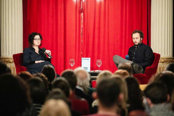 Novu sezonu Filozofskog teatra otvorila je gošća Ece Temelkuran 1