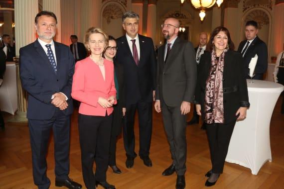 Održan svečani koncert povodom početka hrvatskog predsjedanja Vijećem Europske unije 9