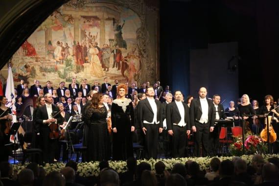 Održan svečani koncert povodom početka hrvatskog predsjedanja Vijećem Europske unije 4