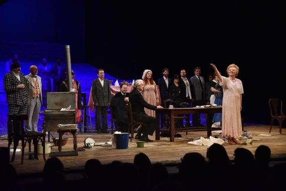 Narodno pozorište u Beogradu gostovalo s predstavom <em>Gospođa ministarka</em>