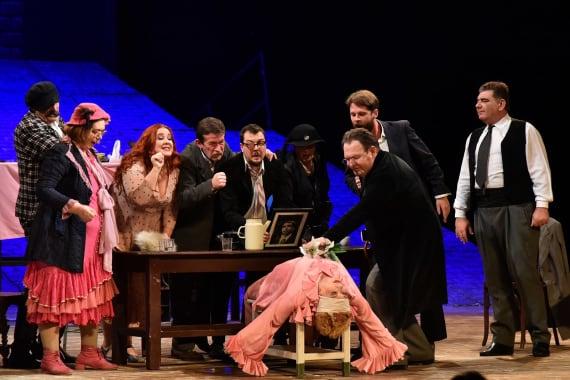 Narodno pozorište u Beogradu gostovalo s predstavom <em>Gospođa ministarka</em> 14