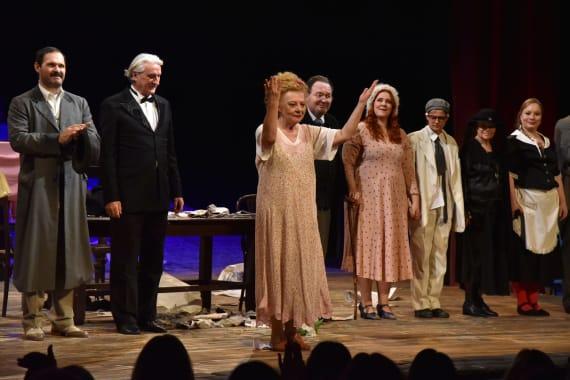 Narodno pozorište u Beogradu gostovalo s predstavom <em>Gospođa ministarka</em> 13