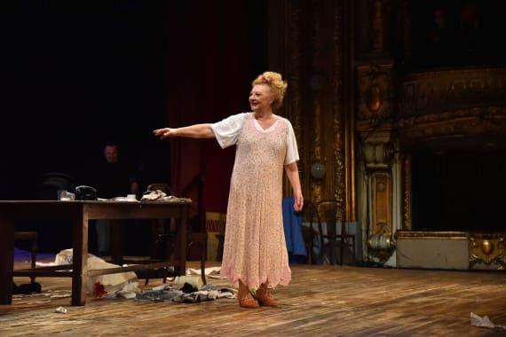 Narodno pozorište u Beogradu gostovalo s predstavom <em>Gospođa ministarka</em> 12