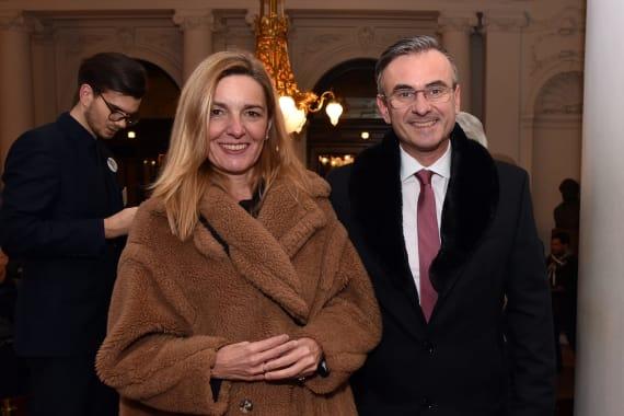 Narodno pozorište u Beogradu gostovalo s predstavom <em>Gospođa ministarka</em> 8