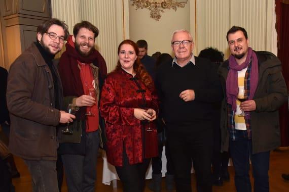 Narodno pozorište u Beogradu gostovalo s predstavom <em>Gospođa ministarka</em> 3
