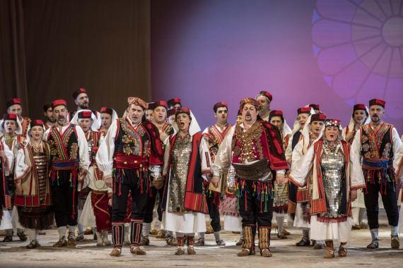 <em>Ero s onoga svijeta</em> izveden u <em>Mađarskoj državnoj operi Erkel </em> 9