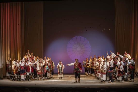 <em>Ero s onoga svijeta</em> izveden u <em>Mađarskoj državnoj operi Erkel </em> 8
