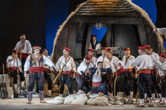 <em>Ero s onoga svijeta</em> izveden u <em>Mađarskoj državnoj operi Erkel </em> 7