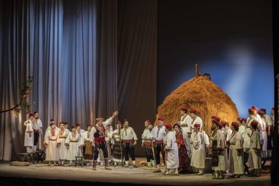 <em>Ero s onoga svijeta</em> izveden u <em>Mađarskoj državnoj operi Erkel </em> 3