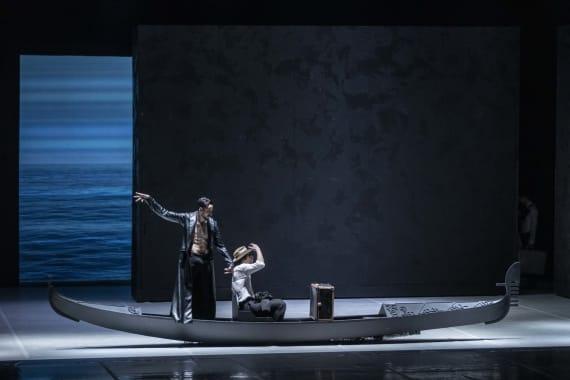 Predstavom <em>Smrt u Veneciji</em> završeno je gostovanje Baleta i Opere u <em> Mađarskoj državnoj operi Erkel</em> 3