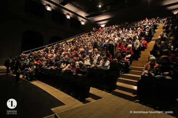 Gostovanje <em>Antigone</em> u belgijskome <em>Théâtre de Liège</em> 13