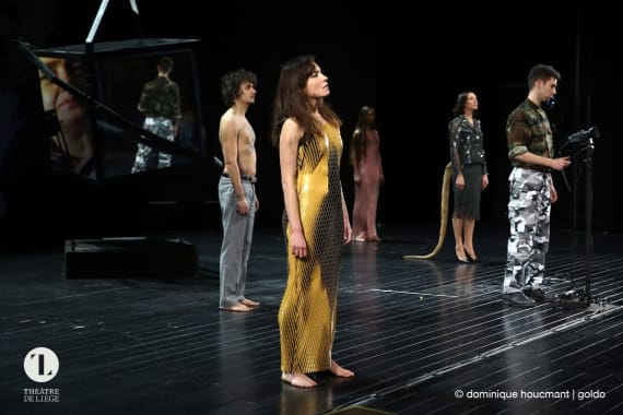 Gostovanje <em>Antigone</em> u belgijskome <em>Théâtre de Liège</em> 10