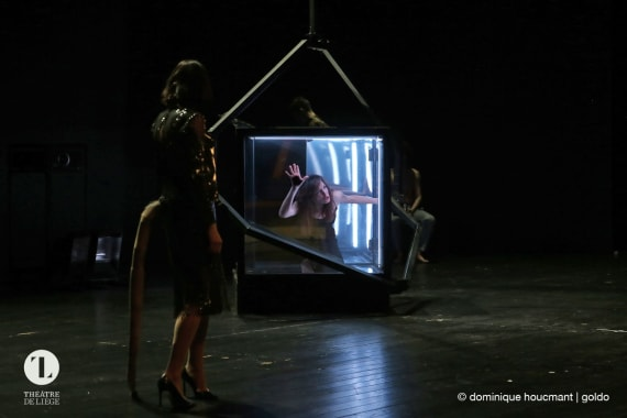 Gostovanje <em>Antigone</em> u belgijskome <em>Théâtre de Liège</em> 8