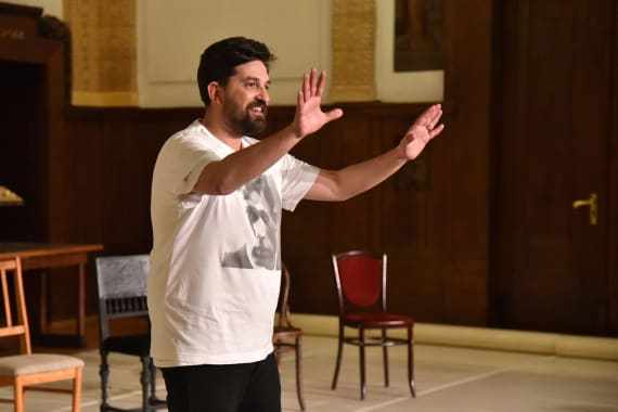 Predstava <em>Napamet</em> Tiaga Rodriguesa u izvedbu je uključila i publiku 6