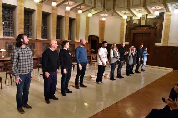 Predstava <em>Napamet</em> Tiaga Rodriguesa u izvedbu je uključila i publiku 4