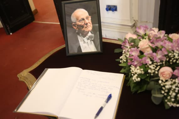 Komemoracija u čast maestra Vladimira Kranjčevića 11