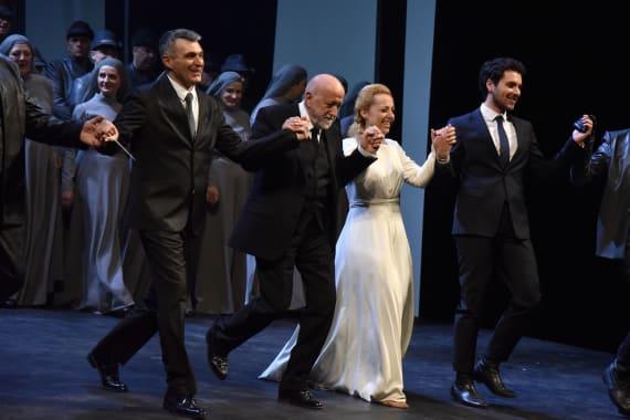Održana premijera opere <em>Lucia di Lammermoor</em> 9