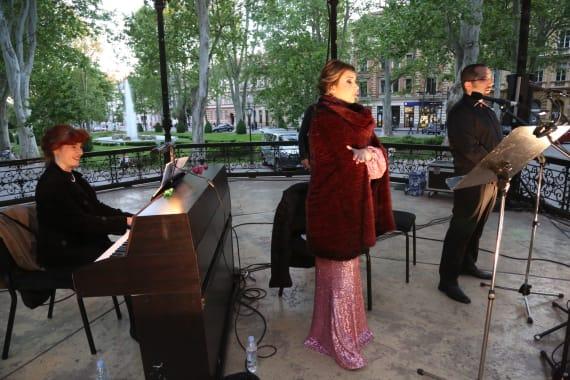 Mali operni spektakl na Zrinjevcu 6