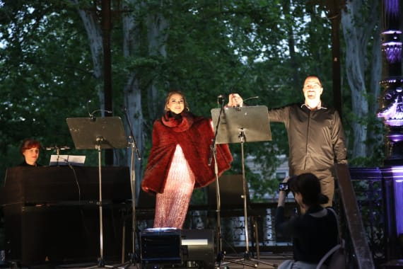Mali operni spektakl na Zrinjevcu 9