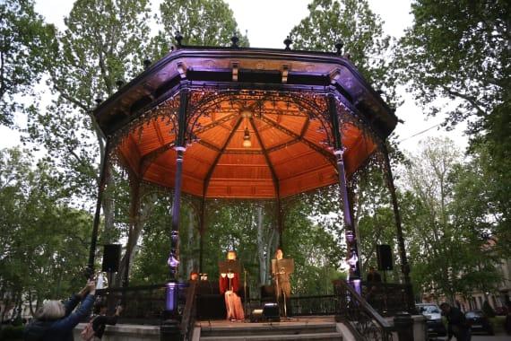 Mali operni spektakl na Zrinjevcu 1