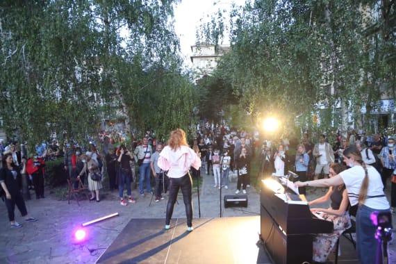 Arije glasovitih opera u centru grada 9