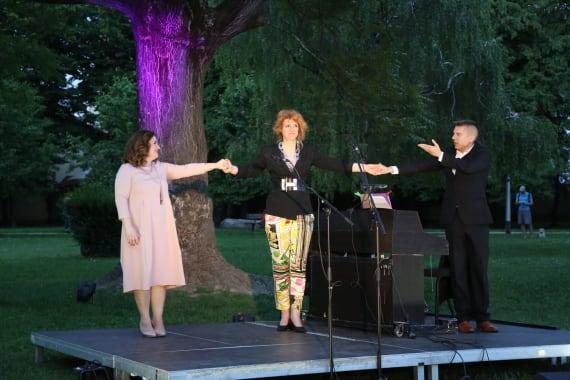 Stanovnici Trešnjevke uživali u opernim arijama 1
