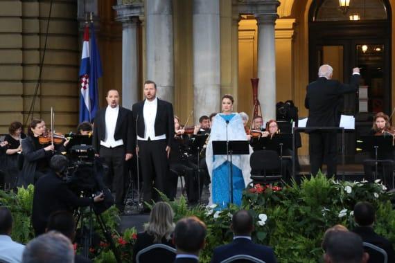 Svečani koncert u povodu Dana državnosti 21