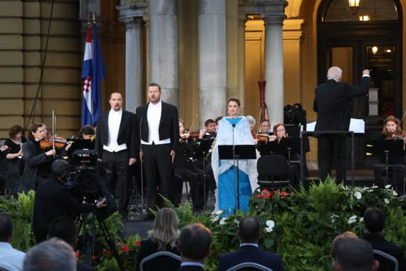 Svečani koncert u povodu Dana državnosti 1