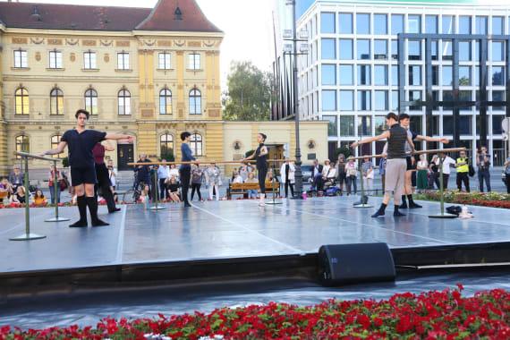 Balet u predvečerje 12