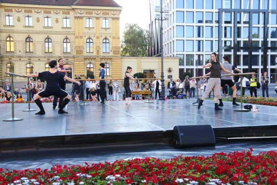 Balet u predvečerje 2