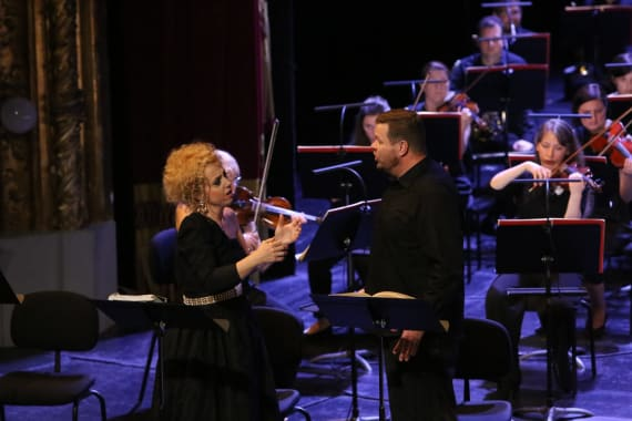 Opera <em>Lucia di Lammermoor</em> jedna je od prvih europskih koncertnih izvedbi nakon korona krize 3