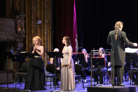 Opera <em>Lucia di Lammermoor</em> jedna je od prvih europskih koncertnih izvedbi nakon korona krize 4